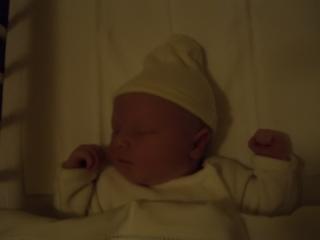 Davien geboren